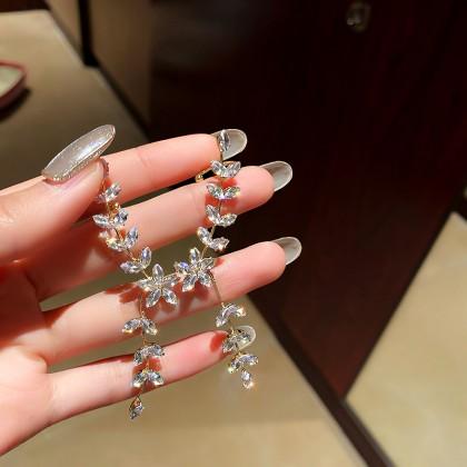 S925钻石耳骨夹
